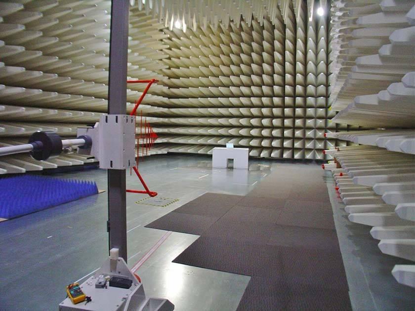Commercial EMC testing
