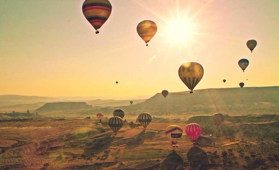Cairns Ballooning Adventure