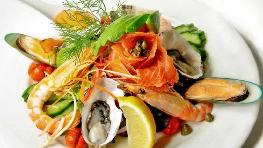 Cairns Seafood Dishes