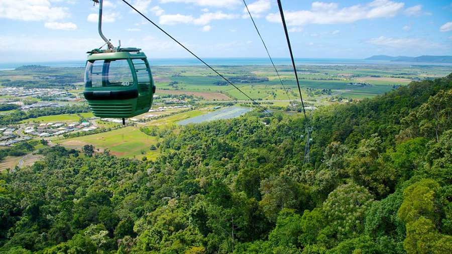 Kuranda Rainforest Skyrail