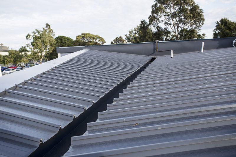 Metal Roof Plumbing | KC Roof Plumbing