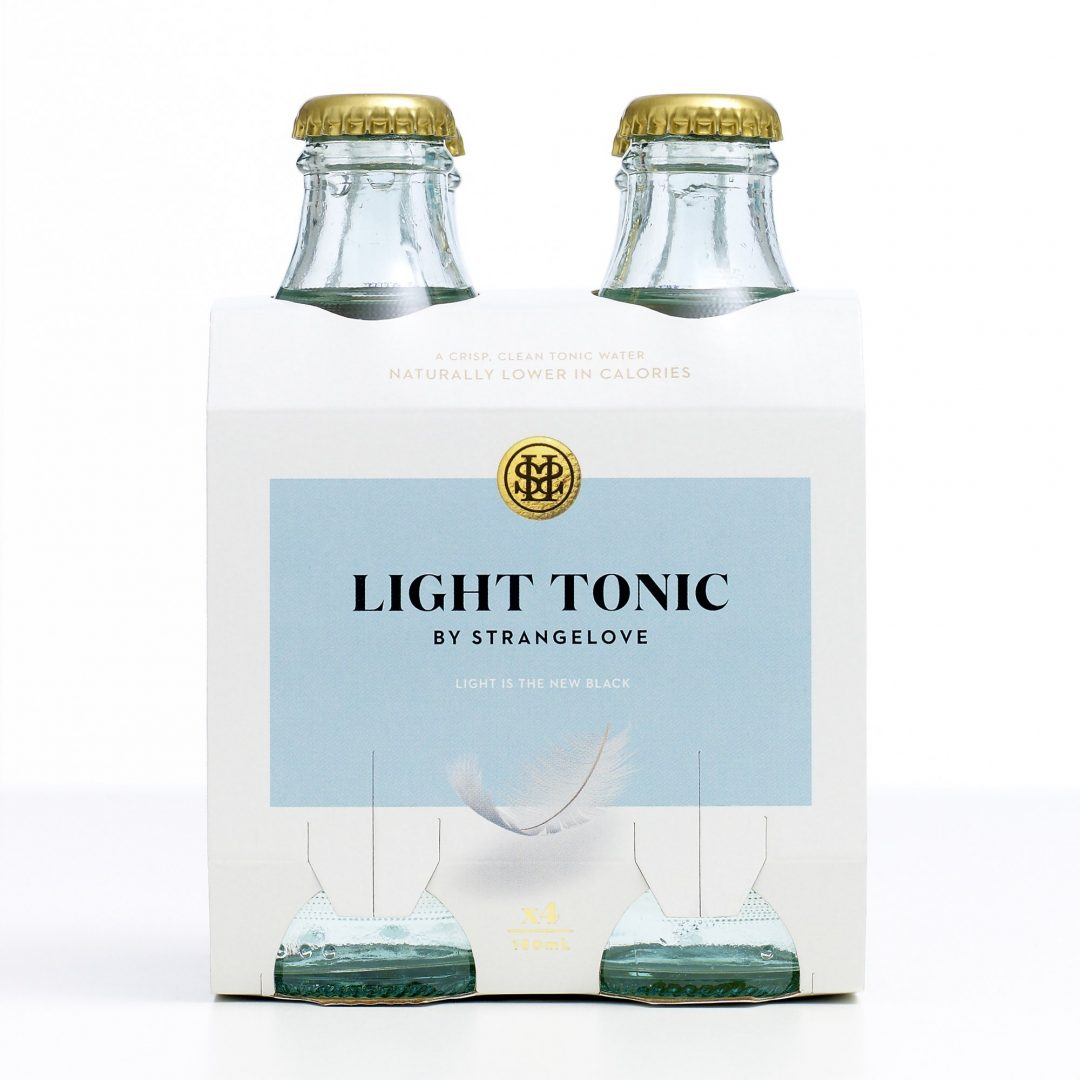 Tonic Water | Strange Love