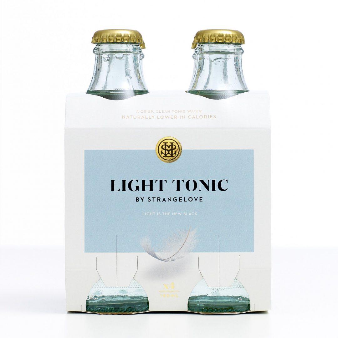 Tonic Water | Strange Love